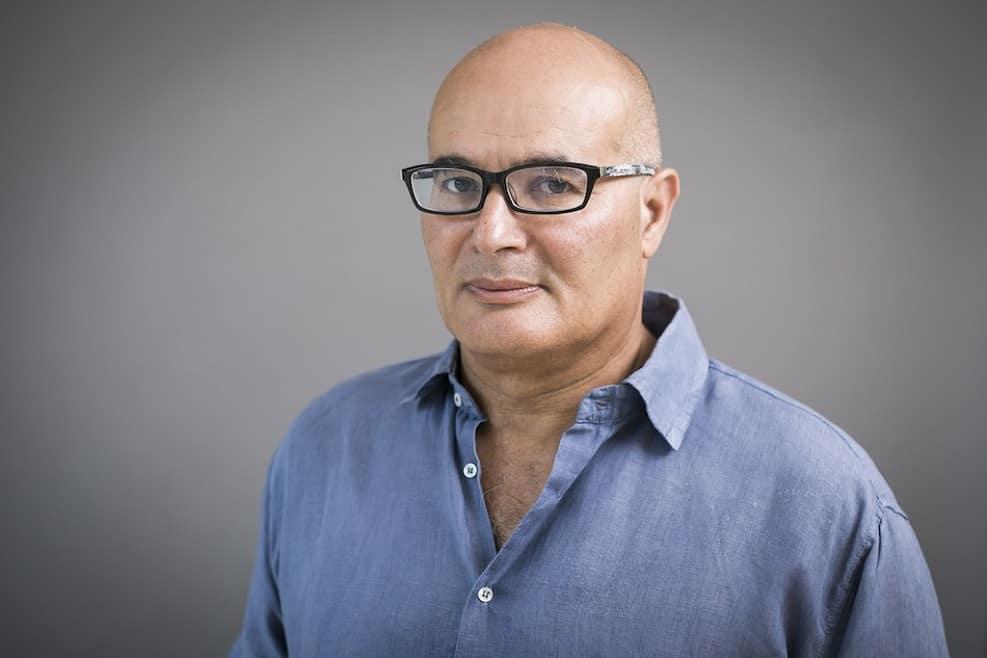 רוני צברי - הבעלים של חברת צברים // צילום שירן כרמל