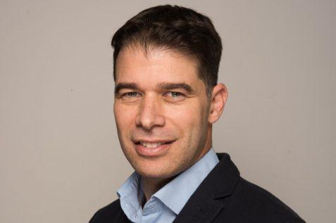 """רן מלאך, סמנכ""""ל פיתוח עסקי והתחדשות עירונית בחברת בוני התיכון // צילום: שי פרנקו"""