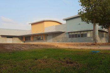 מרכז קהילתי בשכונת בקע בבאר שבע בתכנון מרש אדריכלים צילום מרש אדריכלים