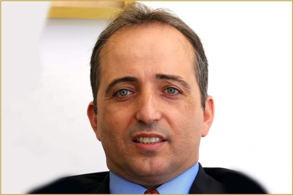 """עו""""ד עודד ישראלי // צילום: אלן שיבר"""