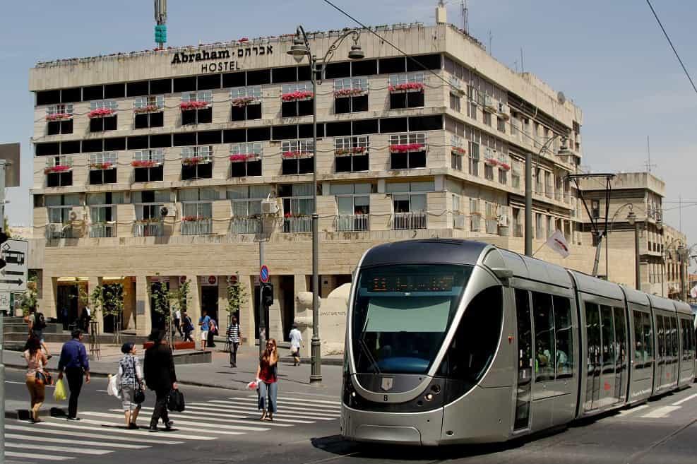 אברהם הוסטלס ירושלים // צילום: דניאל קליין