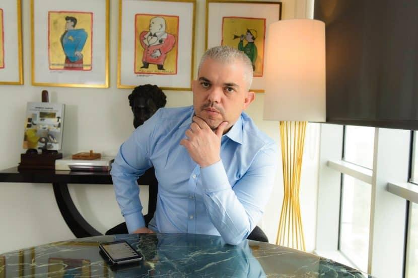 """אלכס מריאש סמנכ""""ל פיתוח וניהול נכסים הכשרת הישוב // צילום: ראובן קסטרו"""