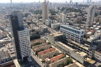 מתחם BBC בני ברק והמבנים הישנים // יחצ