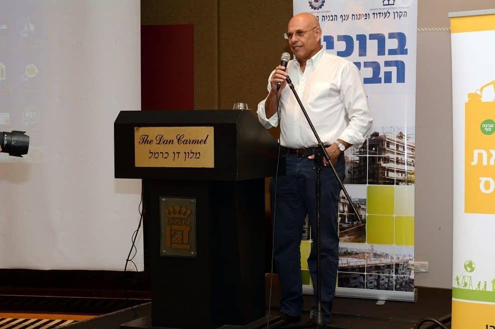 חיים פייגלין מנכל צמח המרמן // צילום איתמר סיידא