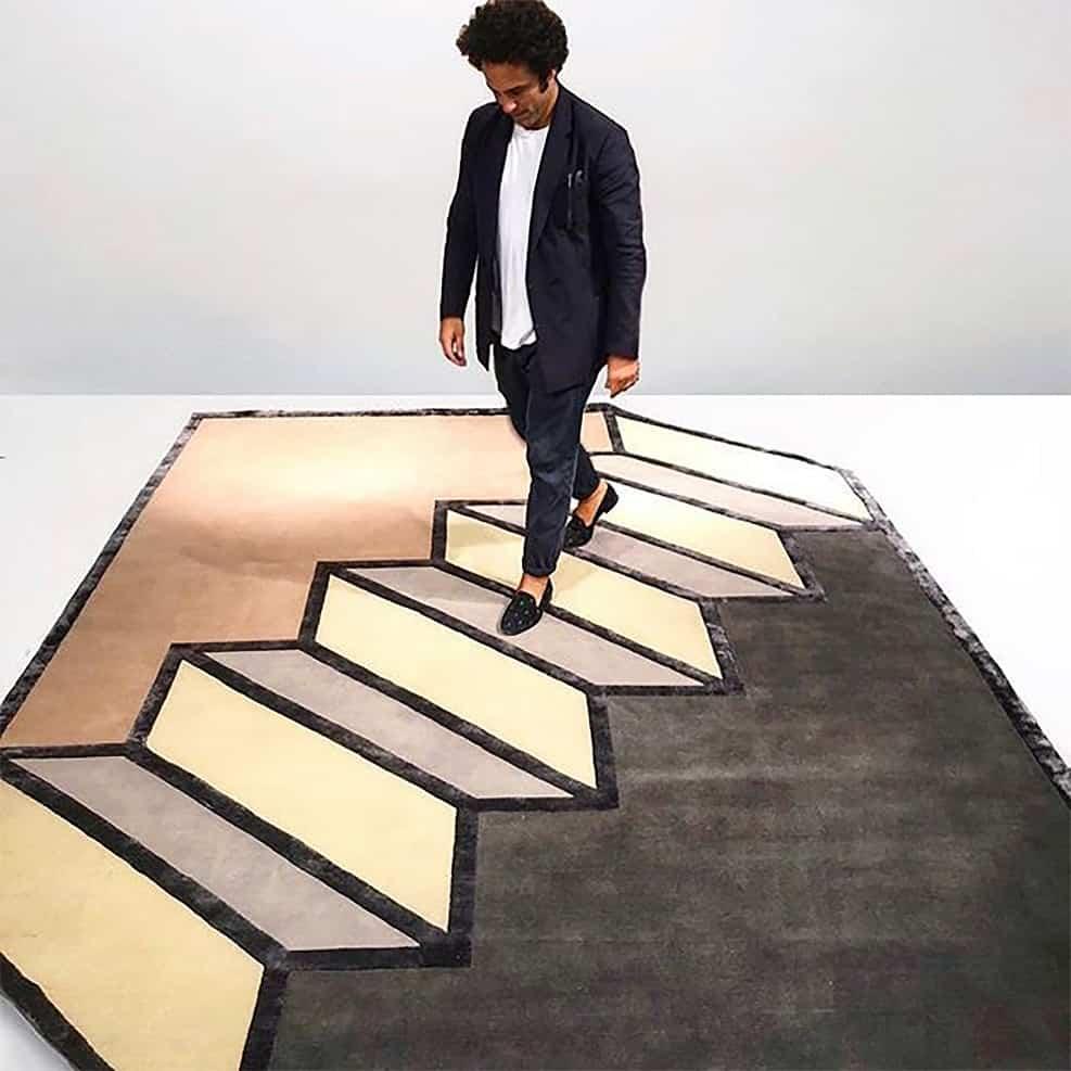 שטיחים במראה תלת מימד // יחצ