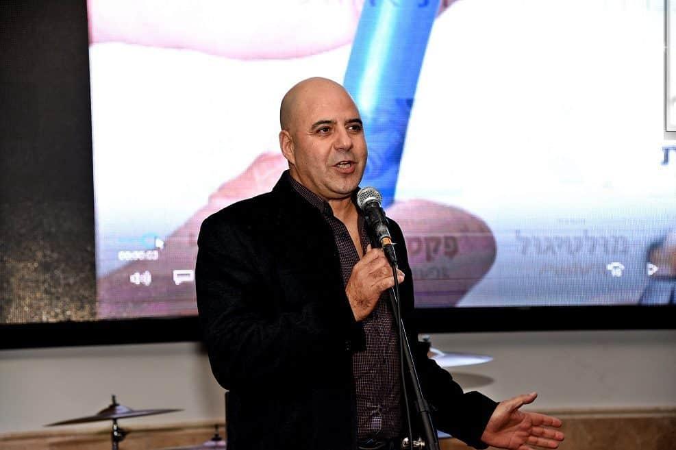 שלומי בן עזרי מנכל ארגון הקבלנים באשדוד // יחצ