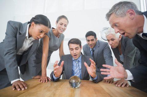 """מנכ""""לים ובעלים של חברות נדל""""ן מובילות מסכמים את 2018 וחוזים את 2019 // depositphotos"""