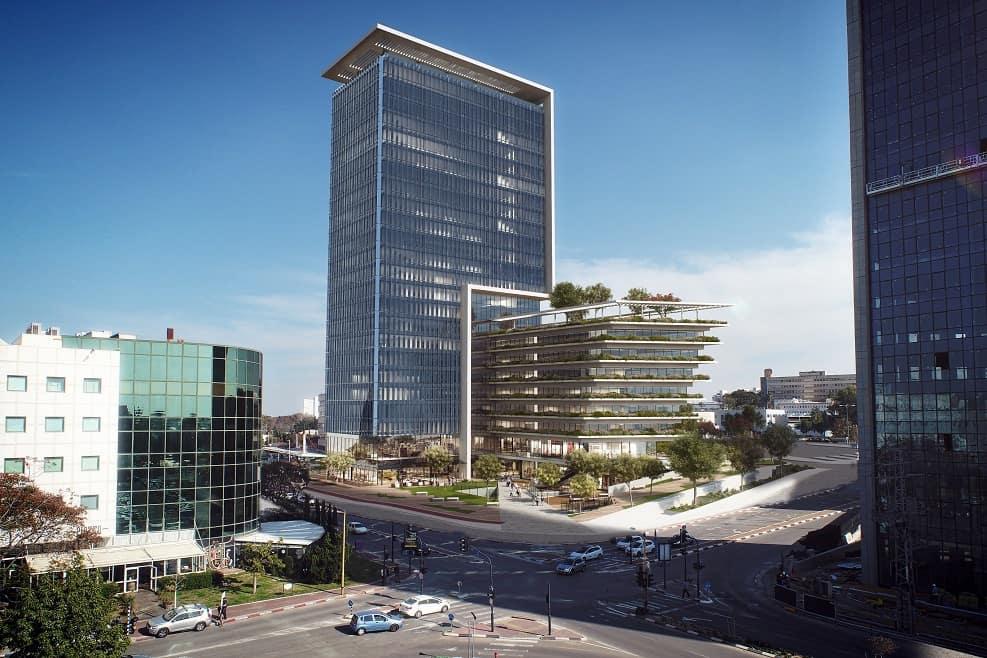 תכנון הפרויקט: V5 אדריכלים // 3dvision