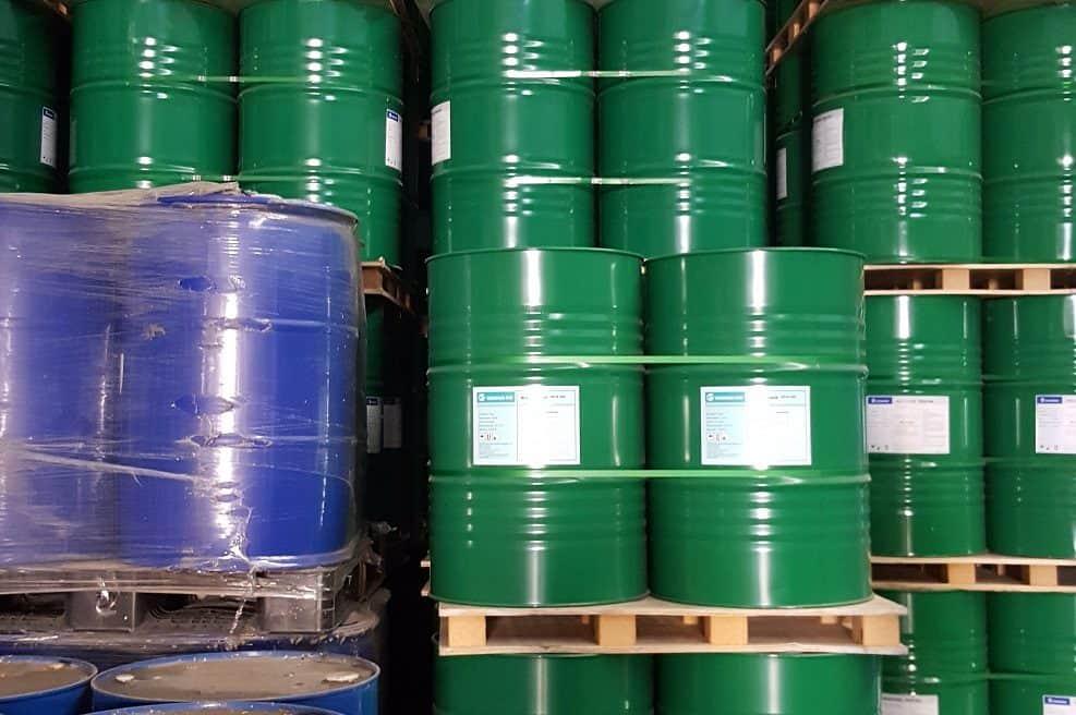 החומרים המסוכנים שנמצאו // צילום: לילך פדלון המשרד להגנת הסביבה