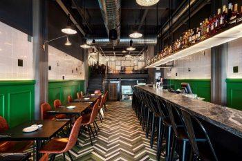 מסעדת רוזנברג תכנון ועיצוב ניצן הורוביץ, צילום עודד סמדר