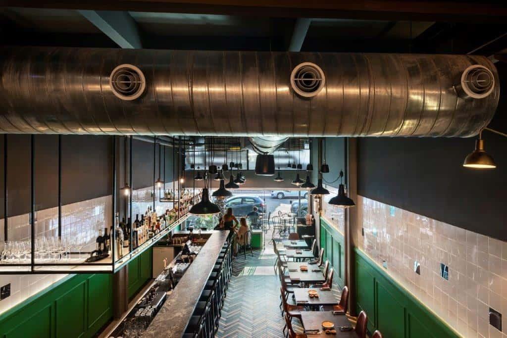 מסעדת רוזנברג הרצליה פיתוח // צילום: עודד סמדר