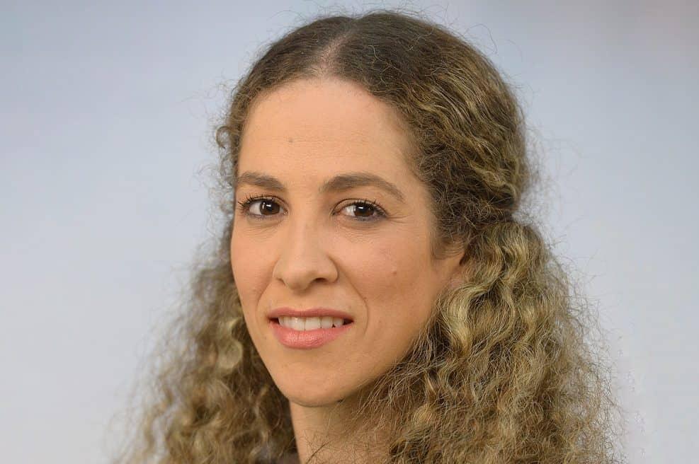 שירה גרינברג // באדיבות דוברות האוצר
