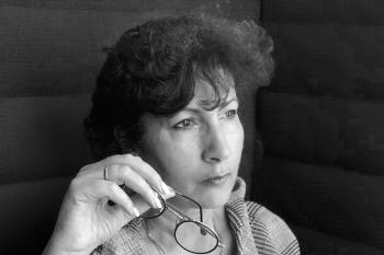 אדריכלית מרינה רכטר-רובינשטיין // צילום טל איילון