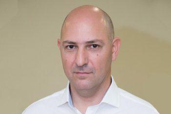 ניר אבידן מנהל החטיבה להתחדשות עירונית נאות אמיר- קבוצת כתב // יחצ