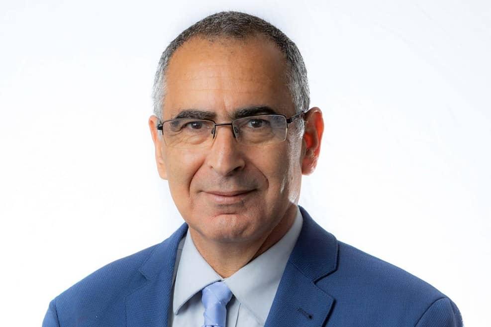 ראש מועצת גבעת ברנר // צילום דוברות המועצה