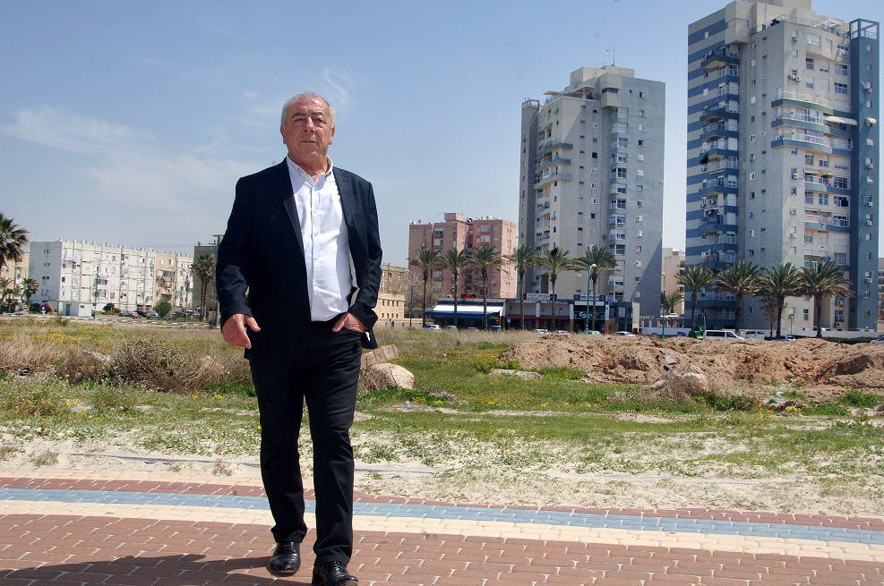 קריית ים | ראש עיריית קריית ים // צילום: פאול אורלייב