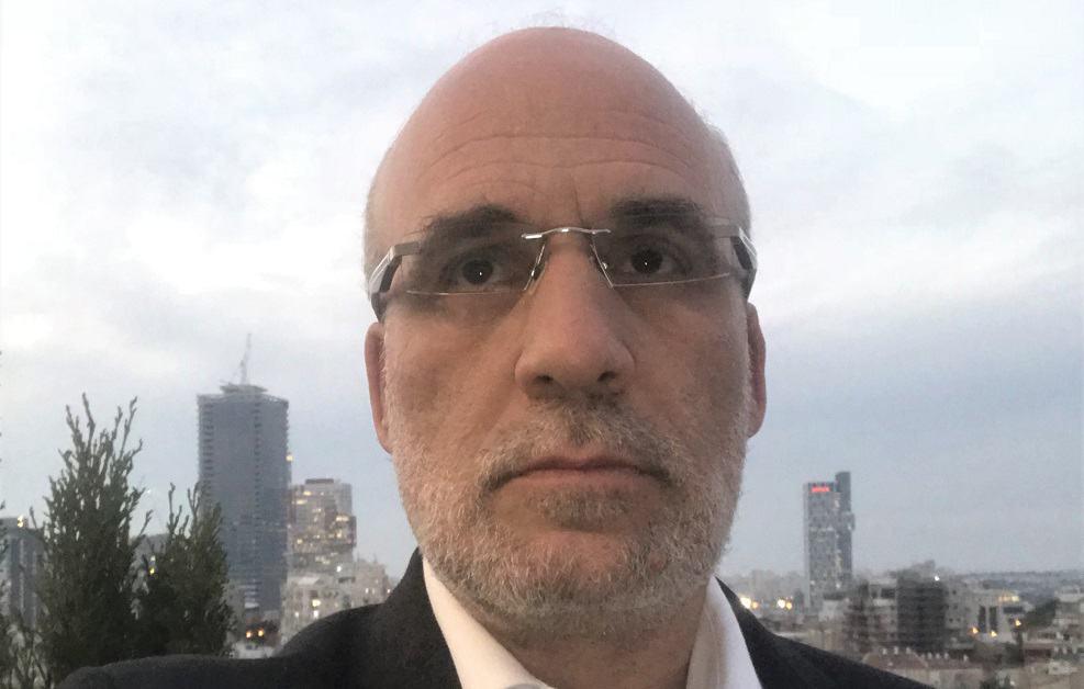 אברהם להב, יור ארגון הקבלנים מחוז דן // יחצ