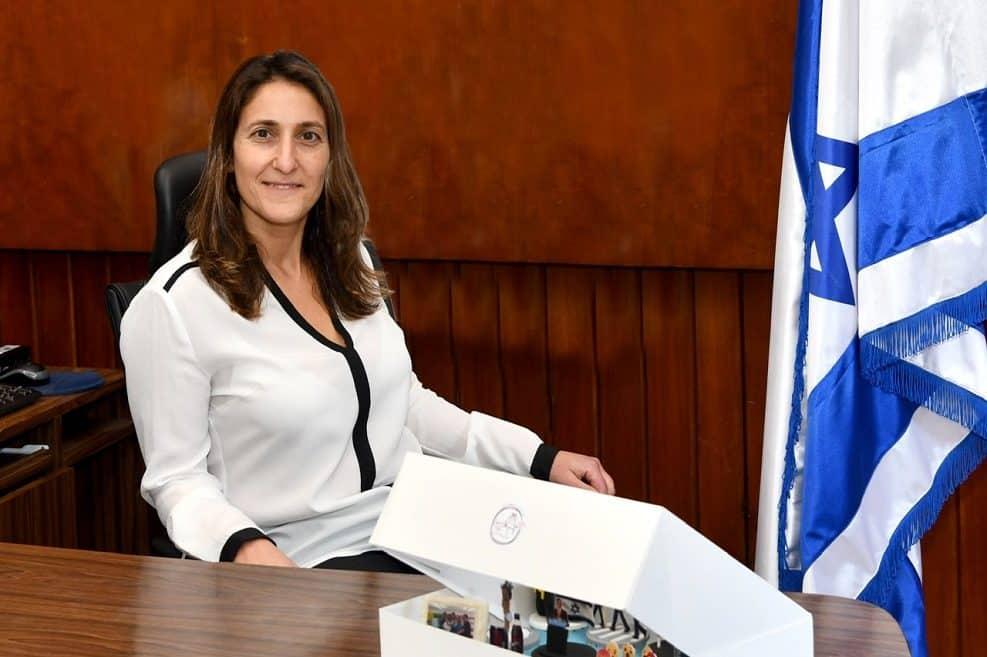 סיגל חורש // צילום: ישראל מלובני