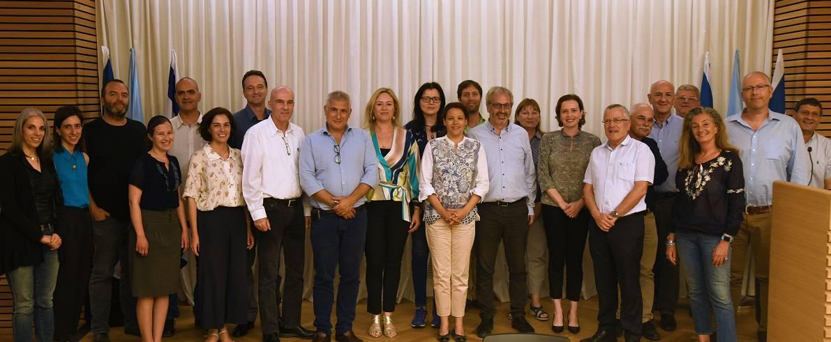 עיריית חיפה מקדמת תכנית להקמת רובע חדשנות בעיר // דוברות עיריית חיפה
