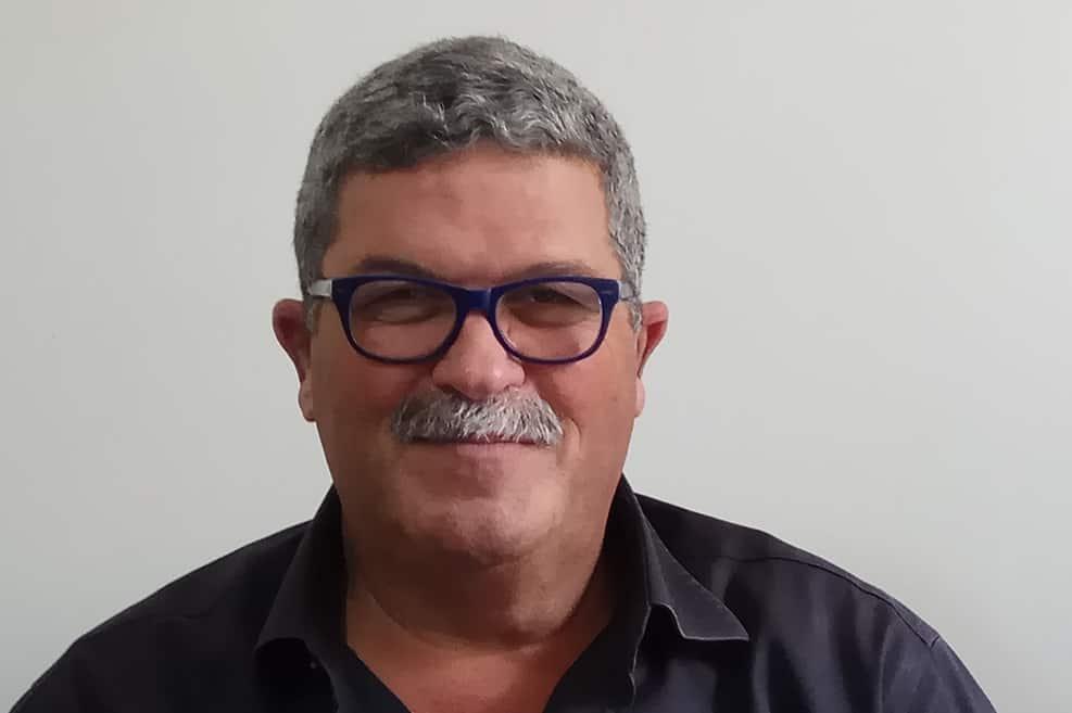 יור ארגון קבלני פתח תקווה אהרון דינוביץ // צילום: סמדר יזדי