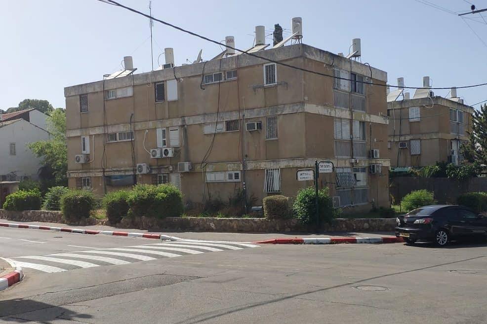 מתחם נחמיה בנס ציונה של קבוצת גבאי // יחצ