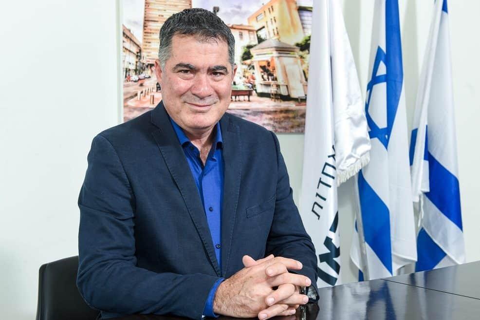 ראול סרוגו נשיא התאחדות הקבלנים בוני הארץ // כפיר סיון