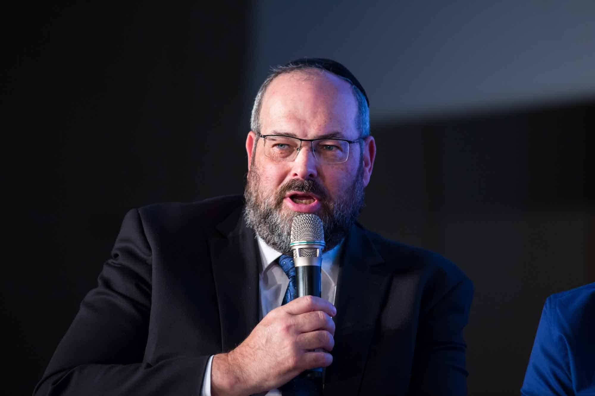 """אליעזר ראוכברגר, יו""""ר הועדה המקומית של ירושלים // דרור סיתהכל"""