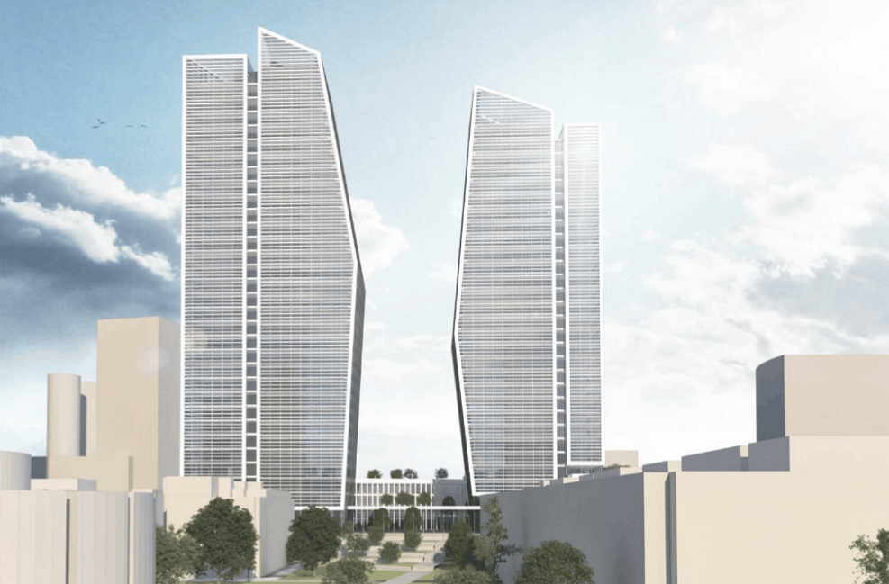 הדמיה: יסקי מור סיון אדריכלים ומתכנני ערים