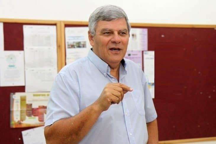 ראש עיריית חדרה, צביקה גנדלמן // באדיבות העירייה