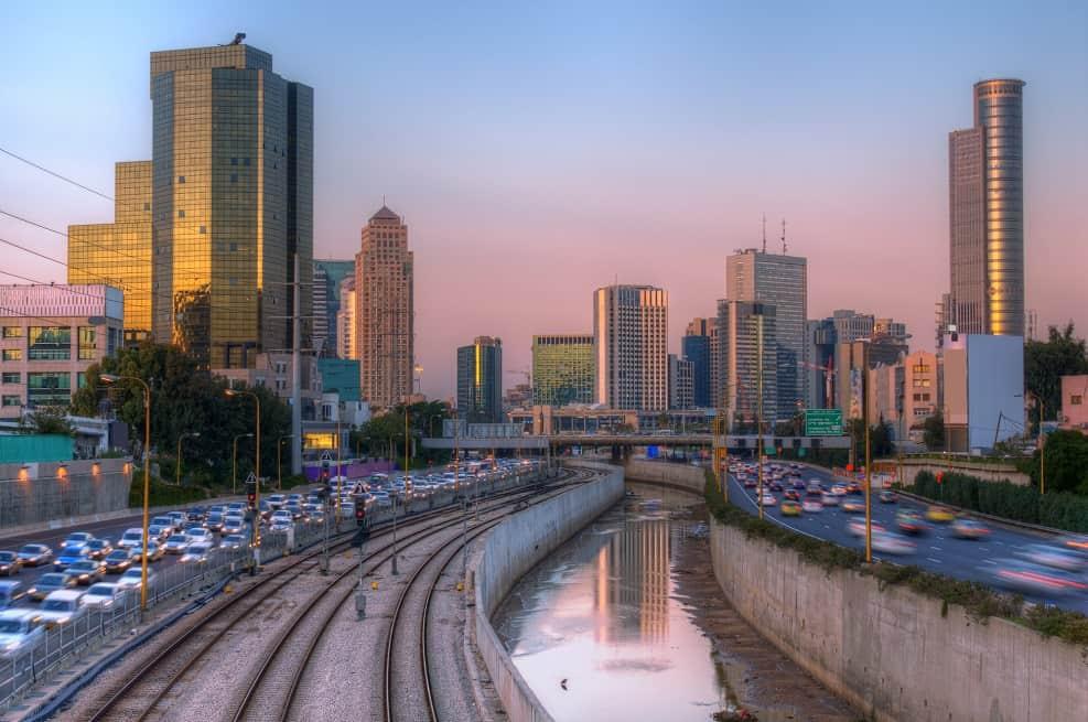 Tel Aviv Skyline // Depositphotos