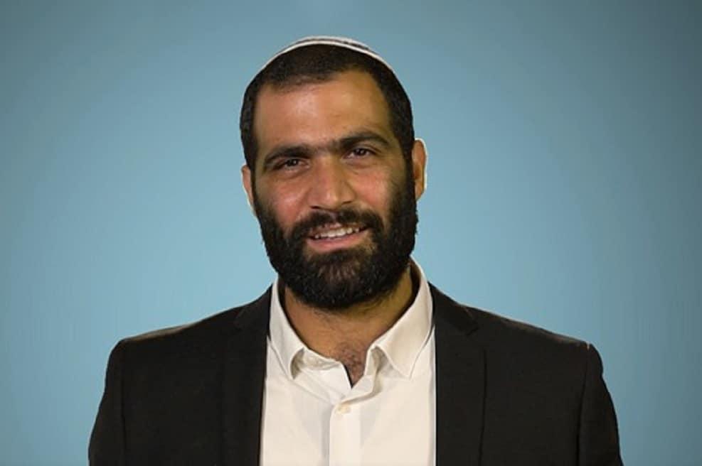 הרב נתנאל טל שאוליאן // באדיבות איגוד רבני קהילות