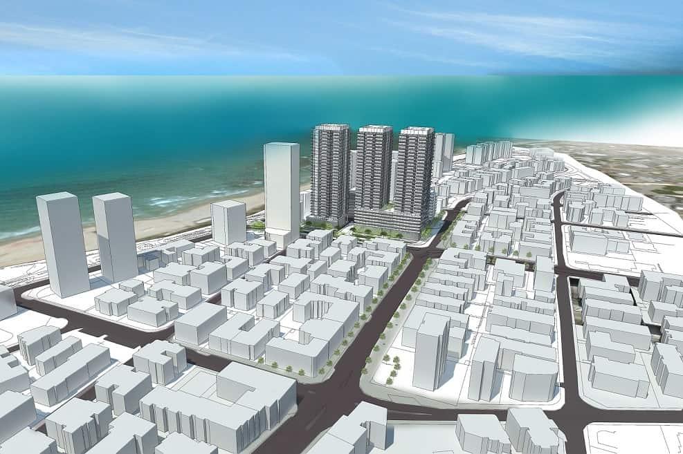 הדמיה: ד.ס. בניין ערים