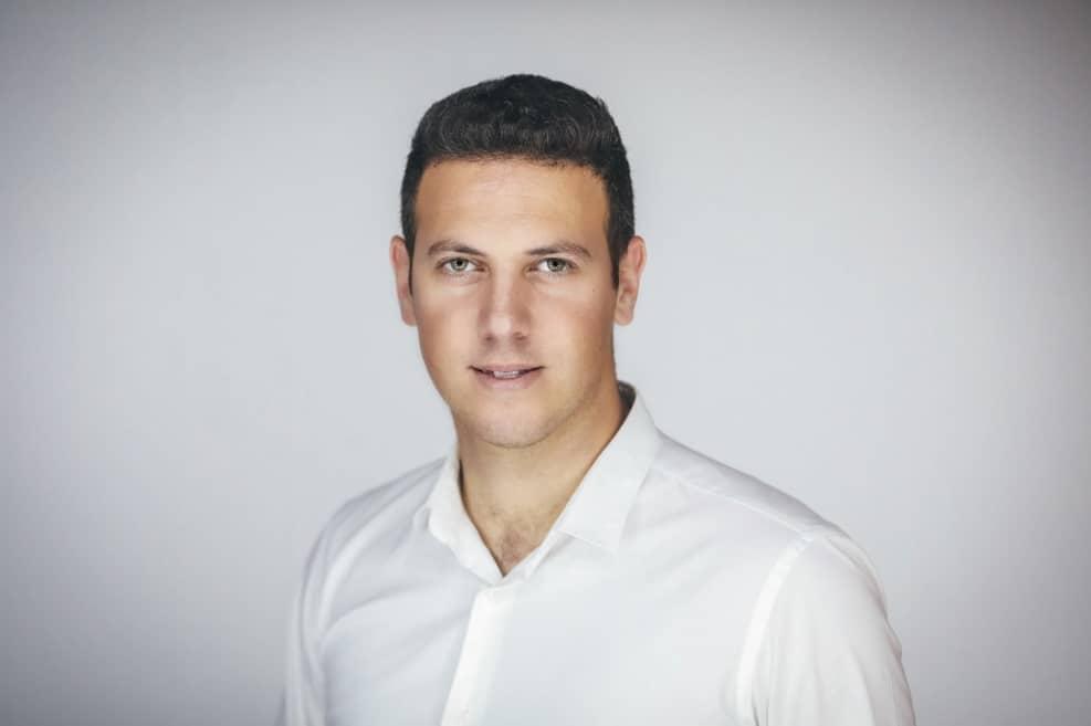 סגן ראש העיר דוד עציוני // צילום: מיכה בריקמן