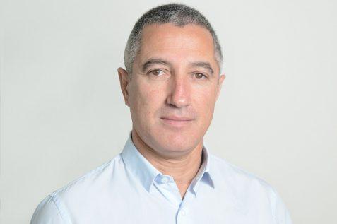 """עמי פרץ מנכל בוני התיכון // יח""""צ"""