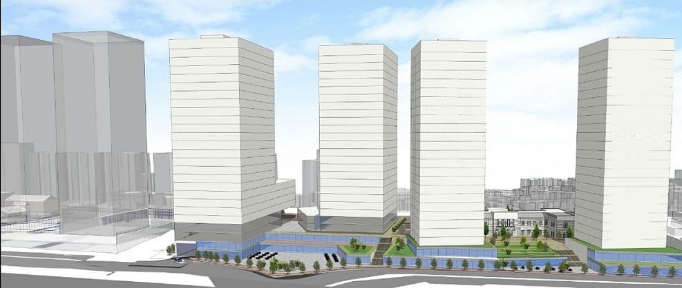 הדמיית התכנית // דרמן ורבל אדריכלות