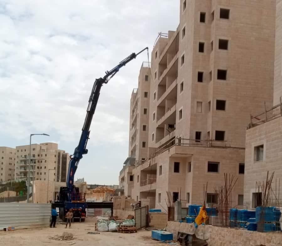 פרויקט פסגרת יורו של יורו ישראל