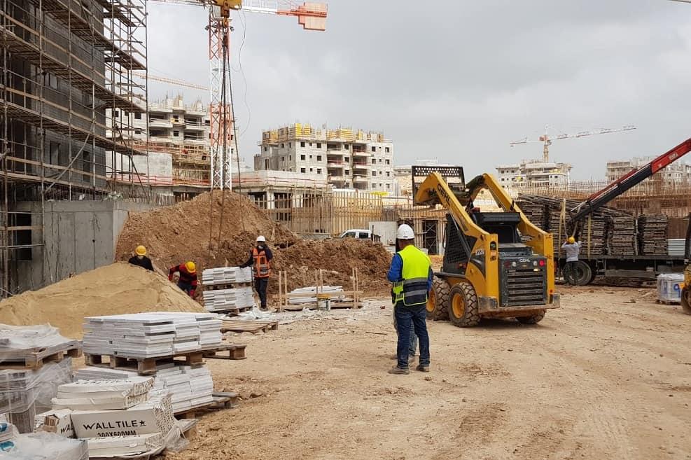 שפיר מגורים ובנין- שכונת בצוותא בחריש // יחצ
