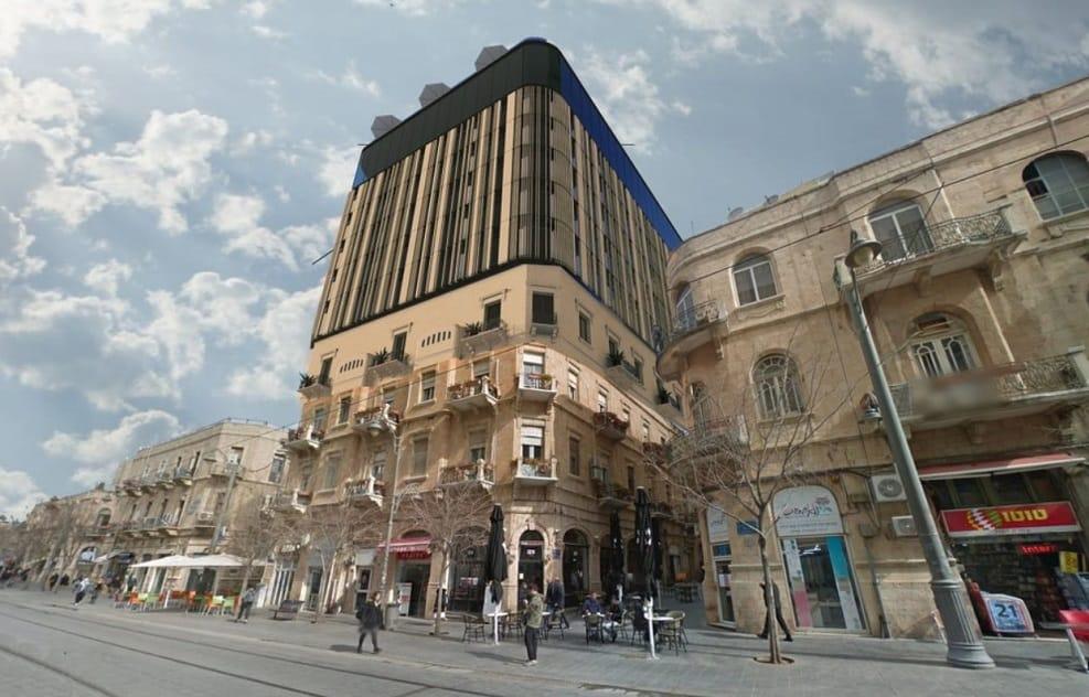 הדמיית תכנית חבצלת-יפו // משרד פייגין אדריכלים