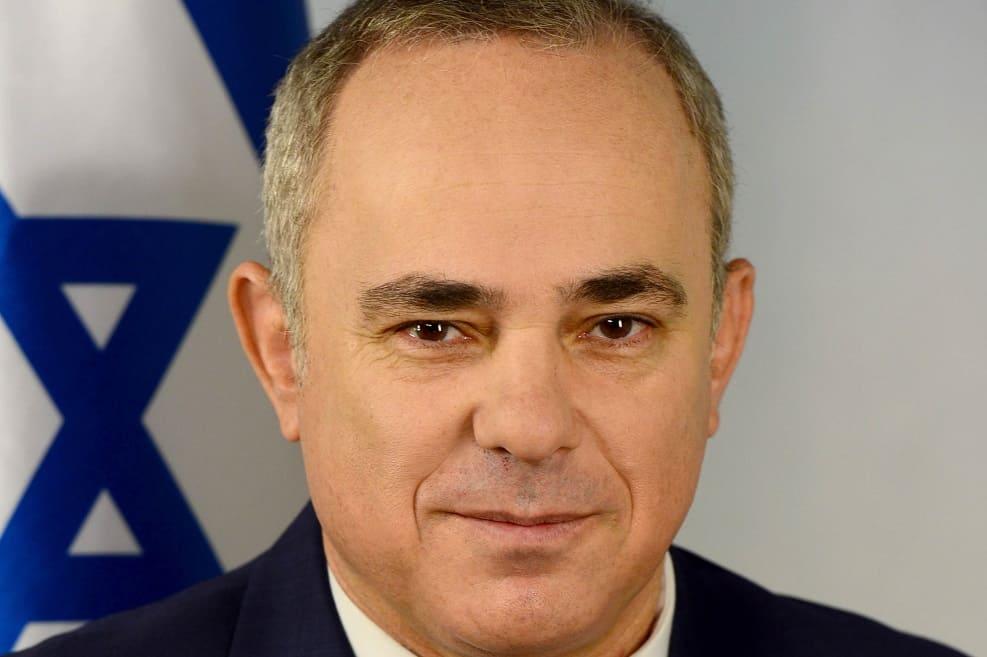 """ד""""ר יובל שטייניץ, שר האנרגיה // באדיבות משרד האנרגיה"""