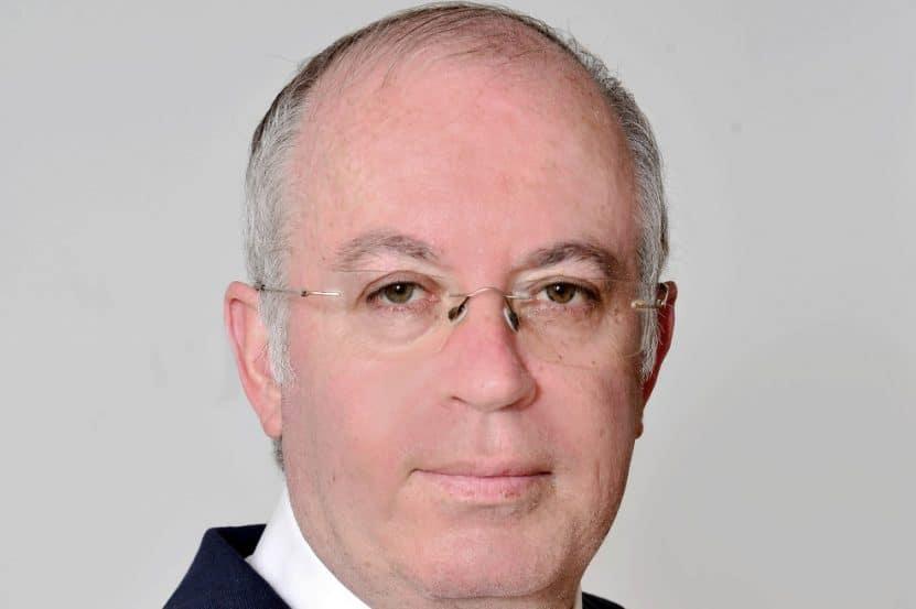 """אבי ברזילי, מנכ""""ל אפי נכסים // צילום: תמר מצפי"""