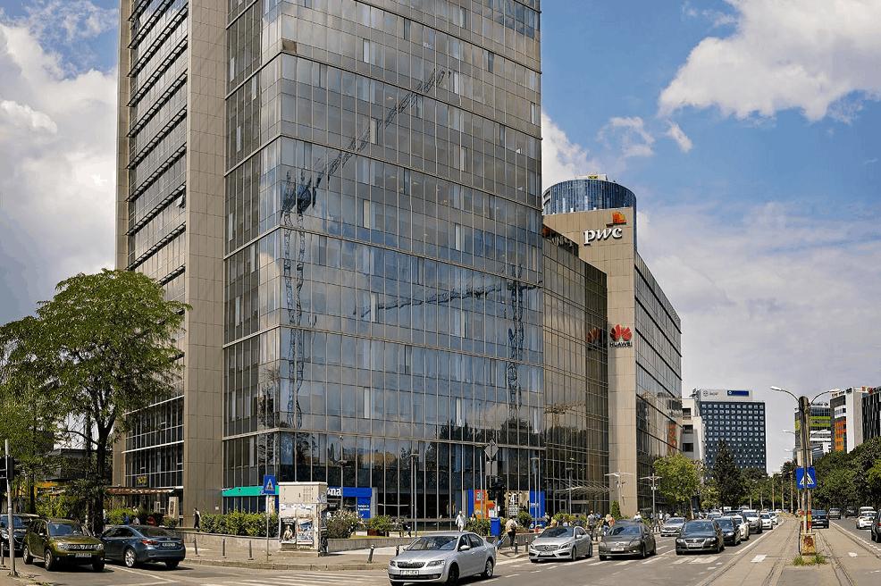 """הדמיה של משרדים ברומניה - אפי נכסים // קרדיט: יח""""צ"""