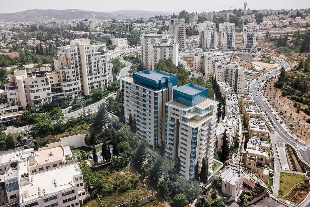 """הדמיה טור סיני - פסח חברוני // יח""""צ"""