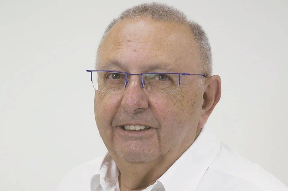 """ישראל אברמוב // צילום: יח""""צ"""