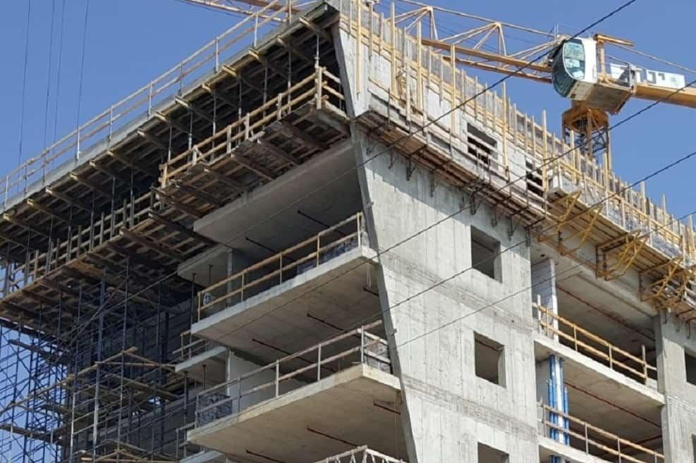 """מגדל משרדים - חברת ינוב ברחוב התעשייה ברעננה // קרדיט: יח""""צ"""