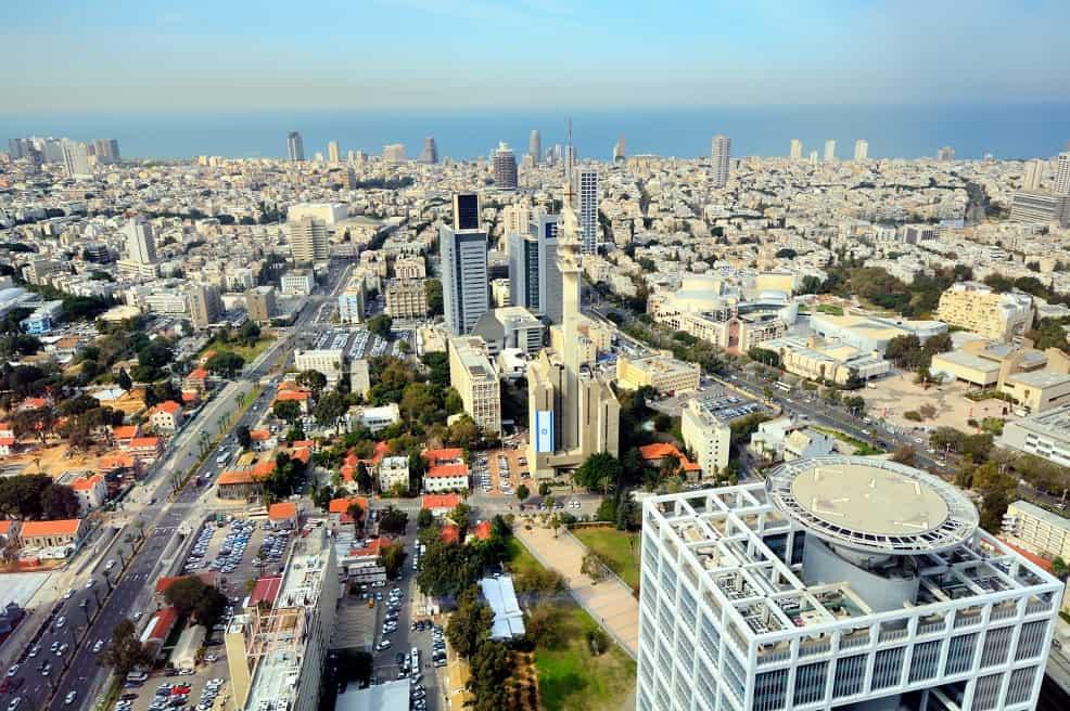 Depositphotos // Tel-Aviv-Skyline