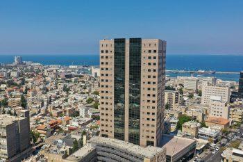 מגדל ארמון חיפה // צילום: צחי קיבנשטיין