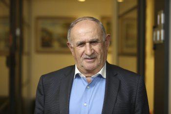 יצחק רפאלי // צילום: אוראל כהן