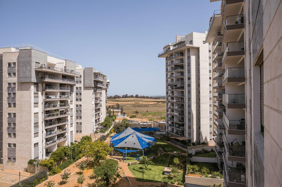 פרויקט כפר יונה של דירה להשכיר // עדי כהן צדק