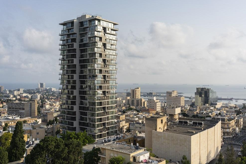 מגדל אחד העם חיפה // צילום: עמית גרון