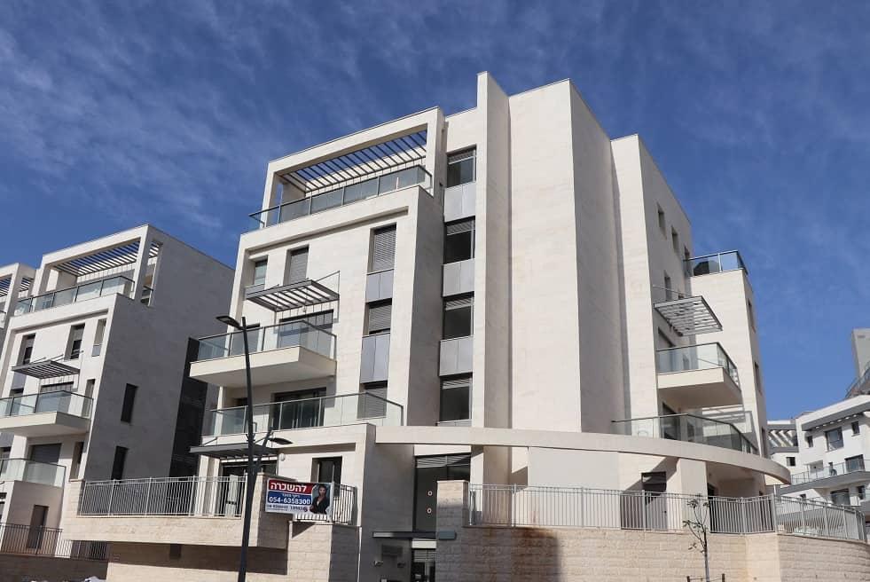 הבניין במודיעין // צילום שומכר נדלן